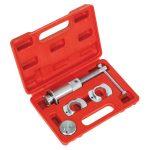 Sealey VS0288 Brake Piston Wind-Back Tool Kit 4pc – Vauxhall/Opel