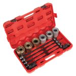 Sealey VS7023A Bearing and Bush Removal/Installation Kit 26pc