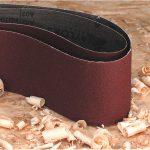 Sealey BG150B120G Sanding Belt 120Grit 50 x 686mm Pack of 5
