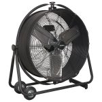 Sealey HVF24S Industrial High Velocity Orbital Drum Fan 24″ 230V