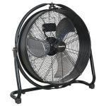 Sealey HVF20S Industrial High Velocity Orbital Drum Fan 20″ 230V