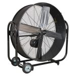 Sealey HVD42B Industrial High Velocity Drum Fan 42″ Belt Drive 230V