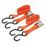 Sealey TD05025CS Cam Buckle Tie Down 25mm x 2.5m Poly Webbing – S …