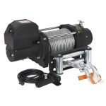 Sealey RW6815 Recovery Winch 6815kg Line Pull 12V Industrial
