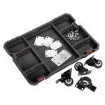 Sealey AP8CB Castors with Detachable Fixing Kit for AP8130, AP8150…