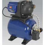 Sealey WPB050 Surface Mounting Booster Pump 50L/min 230V