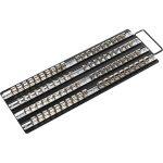 Sealey AK271B Socket Rail Tray Black 1/4″, 3/8″ and 1/2″Sq Drive