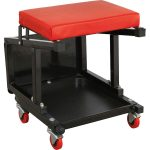 Sealey SCR16 Mechanic's Utility Seat and Step Stool