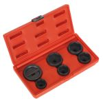 Sealey VS7103 Oil Filter Cap Wrench Set 6pc