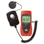 Amprobe Lm-120 Light Meter Auto Ranging