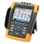 Fluke 434-II / Basic Power Quality And Energy Analyser (w/o clamps)