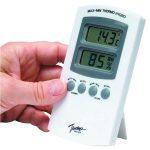 ATP Memory Thermo-hygrometer HT-972B