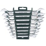 Draper Expert 64609 8 Piece Metric Double Open Ended Spanner Set