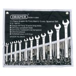 Draper 29545 11 Piece Metric Combination Spanner Set
