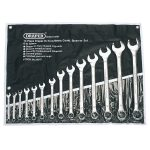 Draper 29547 14 Piece Metric Combination Spanner Set