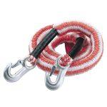 Draper 67256 2500kg Concertina Tow Rope