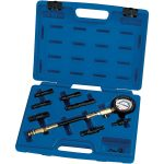 Draper Expert 43051 7 Piece Petrol Engine Compression Test Kit