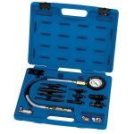 Draper Expert 43052 12 Piece Diesel Engine Compression Test Kit