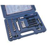 Draper 32580 60 Piece Socket and Screwdriver Bit Set