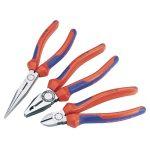 Draper Expert 33778 3 Piece Knipex Plier Assembly Pack