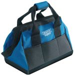 Draper Expert 41929 Tool Bag with Heavy Duty Plastic Base 420 x 23…