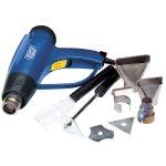 Draper Expert Variable Heat Hot Air Gun Kit