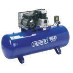 Draper Expert 69337 150L 230V 2.2kW Stationary Belt-Driven Air Com…