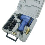 Draper 52600 15 Piece 1/2″ Square Drive Air Impact Wrench Kit