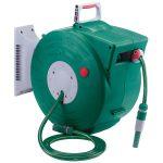 Draper 89210 20m Retractable Garden Hose Reel Kit