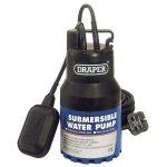 Draper 35465 144l/min (max.) 350W 230V Submersible Water Pump with…