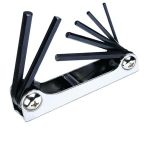 CK Tools T4405A Hexagon Key A/F Set Of 7