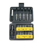 CK Tools T4519 Quick Change Bit and Drill Set
