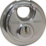 Kasp K16070A3 Disc Padlock – 70mm – KA60703