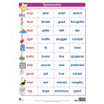 Synonyms Wall Chart